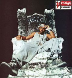 Prodigy of Mobb Deep Ad Hip Hop Underground, Hip Hop And R&b, Love N Hip Hop, Hip Hop Rap, Wu Tang Clan, Snoop Dogg, Prodigy Mobb Deep, Gangsta Rap, Hip Hop Lyrics