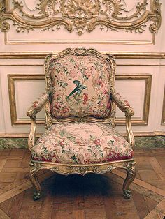Upholstery Panel (armchair back), by Beauvais, 1754-56, France. The Metropolitan Museum of Art