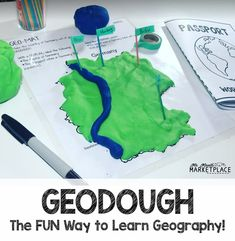 GEODOUGH the fun way to learn geography ☺- GIFT FREE HERE -☺ # education middle school science # education middle […] 2nd Grade Geography, Middle School Geography, Geography Classroom, Geography Activities, Geography For Kids, Geography Lessons, World Geography, Hands On Geography, Water Activities
