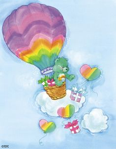 Care Bears - Up Up and Away..