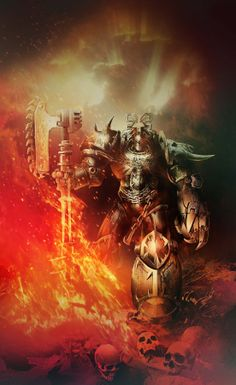 blood for the blood god by beware_the_void
