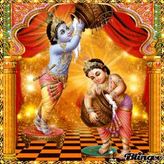 Krishna Gif, Radhe Krishna, Lord Krishna, Lord Shiva, Durga Maa, Hanuman, Janmashtami Pictures, Indiana, Good Morning Beautiful Images