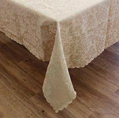 toalha de mesa - Sala