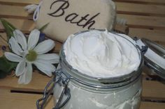 Homemade shaving cream. Photo by Patti Long, FarmMade.