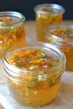 Quick and Easy Hot Pepper jelly