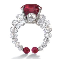 Magnificent Jewels and Jadeite 03 OCTOBER 2017 | 1:30 PM HKT | HONG KONG THE MANIRAJA RUBY (KING OF JEWELS) Very Rare and Impressive Ruby and Diamond Ring, Designed and Mounted by BHAGAT Estimate  68,000,000 — 88,000,000  HKD 8,693,800 - 11,250,800USD @sothebys #magnificentjewels #bhagatjewels @virenbhagat @jbhags #maniraja