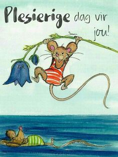 Postcrossing postcard from Finland Good Night Quotes, Good Morning Good Night, Good Morning Wishes, Lekker Dag, Goeie More, Afrikaans Quotes, Pet Mice, Cute Mouse, Special Quotes