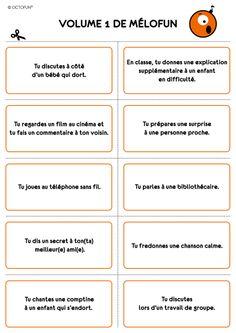 Nous vous proposons ici un outil de gestion de classe. Il permettra à l'enfant d'adapter sa voix en fonction des circonstances. Vous pouvez expliquer à l'enfant que son Mélofun (s… Conscious Discipline, Positive Discipline, Cycle 3, Parenting Advice, Special Education, Classroom Management, Vocabulary, Psychology, Preschool