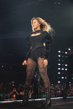 Beyoncè- The Formation World Tour at Amsterdam Arena. Amsterdam, Netherlands July 16, 2016