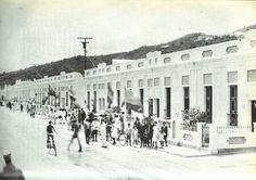 S/F.-  Calles San Agustin del Sur.. Caracas.-