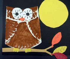 SHINE ON: 10 Fun Fall Craft Ideas for little hands.