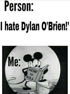 dylan o'brien | Tumblr