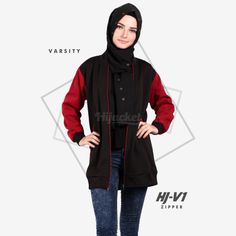 Zipper ( Hijacket Varsity )