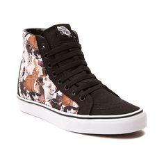 Shop for Vans x ASPCA Sk8 Hi Kittens Skate Shoe in Black at Journeys Shoes.