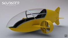 Futuristic Submarines | Future Submarine Designs