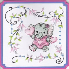 Y lief olifantje