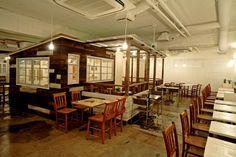 A to Z cafe @表参道 03-5464-0281 東京都港区南青山5-8-3 equboビル5F 12:00-23:30