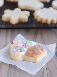 Soft White Velvet Sugar Cookies