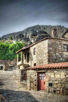 Medieval villages of Sortelha Portugal