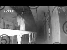 Ghost Girl Caught On Camera In Haunted Chicago Bar - YouTube
