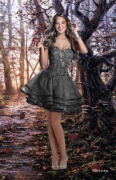 Disney Forever Enchanted Prom 35531 The fabric ...  elfsacks