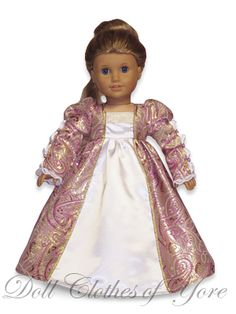 'Katherine of Aragon' Dress - Circa 1400