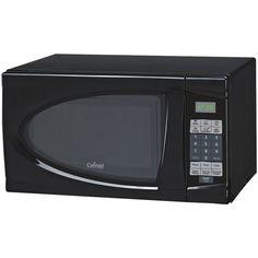 CULINAIR AM723B .7 Cubic-ft Black Kitchen Countertop Microwave Oven #CULINAIR