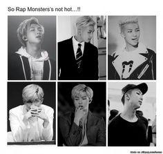 Anti: LOL Namjoon is ugly af Jin: Bitch Suga: The Hoseok: Fuck Jimin: Did V: You Jungkook: Say ARMY: *Begins planning antis funeral* Kookie Bts, Kim Namjoon, Rapmon, Bts Bangtan Boy, Jooheon, Winwin, Bts Memes, Got7 Meme, Kpop