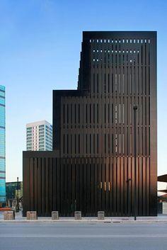 office building, RCR Arquitectes
