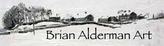 Brian Alderman Art