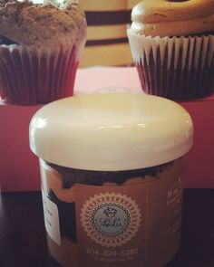 """What's better than a #cupcake? Probably a cupcake TO GO! We want to include @luliscupcakessta """"To Go Smash Jars"""" in the upcoming April gift box! Their cupcakes are awesome! Check them out!  #luliscupcakes #cupcakes #redvelvet #chocolatepeanutbutter #togosmashjars #locallifestaug #staugustinefl #staugustine #bakery #subscriptiongiftbox #giftideas #giftbox #locallife #localtourist #livealocallife #supportlocal #locabuyjax  #shopsmall  @staugustinebuzz @staugsocial @luliscupcakessta…"""