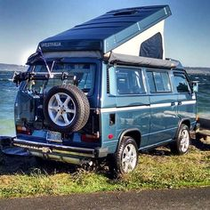 A perfect Syncro Westy we built a few years ago. Looks like we will be building…