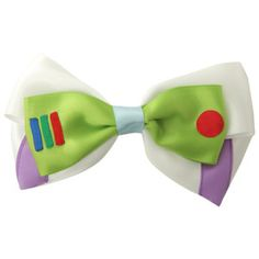 Disney Toy Story Buzz Lightyear Cosplay Bow | Hot Topic