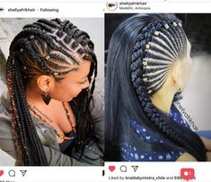 52 Ideas braids cornrows protective styles afro for 2019 Box Braids Hairstyles, Trendy Hairstyles, Black Hairstyles, Beautiful Braids, Gorgeous Hair, Curly Hair Styles, Natural Hair Styles, Girls Braids, Brown Ombre Hair