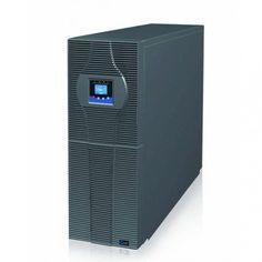 ZP120N-6K - UPS On Line 6000VA/5400W  GTEC ZP120N-6K UPS Tower On Line Tecnologia On Line Doppia Conversione ad onda sinusoidale perfetta Controllo digitale con Digital Signal Processor - Inverter ad alta efficienza Potenza 6000VA/5400W - Porta comunicazione USB - Software di controllo Indicato per Sistemi di piccola e media potenza 1 616,50 €
