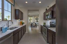 La Aldea, a KB Home Community in Gilbert, AZ (Phoenix) LIKE THIS STYLE OF KITCHEN
