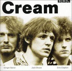 Ginger Baker, Jack Bruce, Eric Clapton