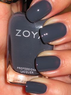 Zoya Kelly....just bought this...perfect fall color
