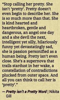 """""""Pretty"""""""