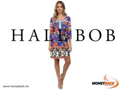 MONEYBACK MEXICO. HALE BOB creates clothing for fashionable, confident women who want to stand apart and feel feminine, sexy and comfortable in the way they dress and in the way they live. Sofia Vergara, Eva Longoria, Heidi Klum, Cameron Diaz, Salma Hayek, Halle Berry and Cindy Crawford are just a few of the celebrities who adore Hale Bob's flirtatious and feminine, yet relaxed style. #moneyback www.moneyback.mx
