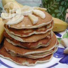"""Banana pancakes with vanilla I add sitemizeBanana pancakes with vanilla"""" recipe to my site for more delicious recipes  http://easyrecipesonlinee.blogspot.com/2017/12/banana-pancakes-with-vanilla.html#2965672965006234206"""