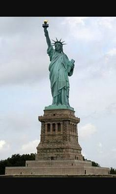 تمثال مشهور بااميريكا