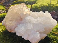 Absolutely Stunning Calcite Chalcedony Zeolite by Spiralapis