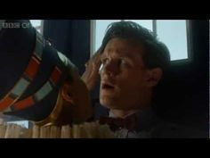 The Doctor and Nefertiti - Doctor Who: Dinosaurs on a Spaceship teaser - Series 7 Episode 2 - BBC