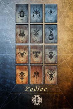 °Surreal Zodiac