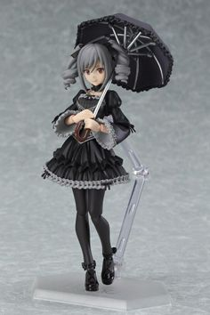 Good Smile Idolmaster Cinderella Girls: Ranko Kanzaki Figma Action Figure From Max Factory/Good Smile Company. you were able to see my potential? Chibi, Idolmaster Cinderella, Pokemon, Anime Figurines, Mode Shop, Anime Merchandise, Anime Dolls, Good Smile, Action Poses
