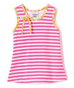 Cabana Stripe Jordyn Tunic - Infant Toddler & Girls