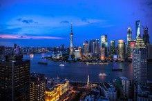 Shanghái es una de las ciudades más modernas del mundo
