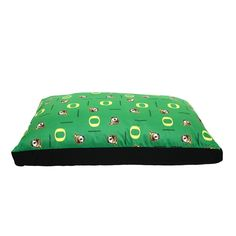 Officially Licensed Collegiate Dog Bed Rectangle Oregon Ducks
