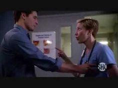 Nurse Jackie funny scene: Dr. Cooper